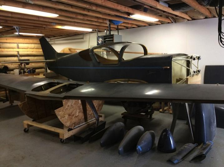 70% complete Glasair Kit for Sale $30,000