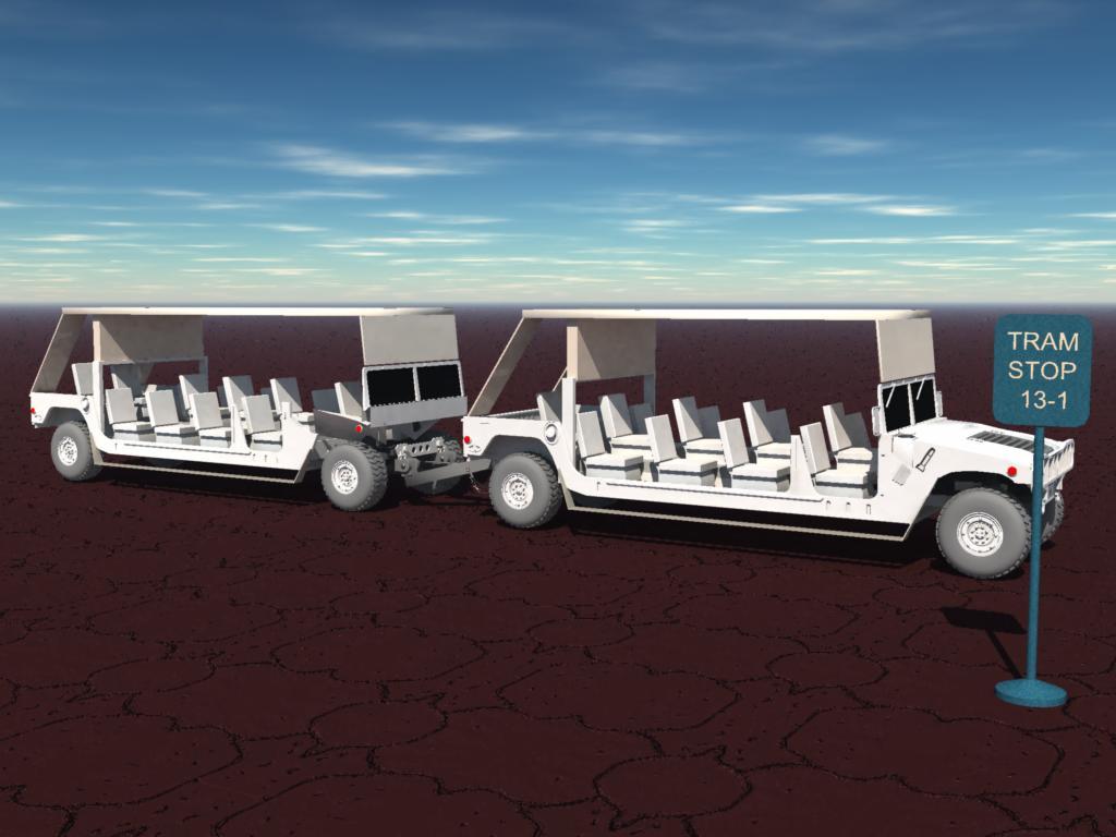 Name:  DAZ Hum-V Retriever and Tram 015.jpg Views: 791 Size:  71.1 KB