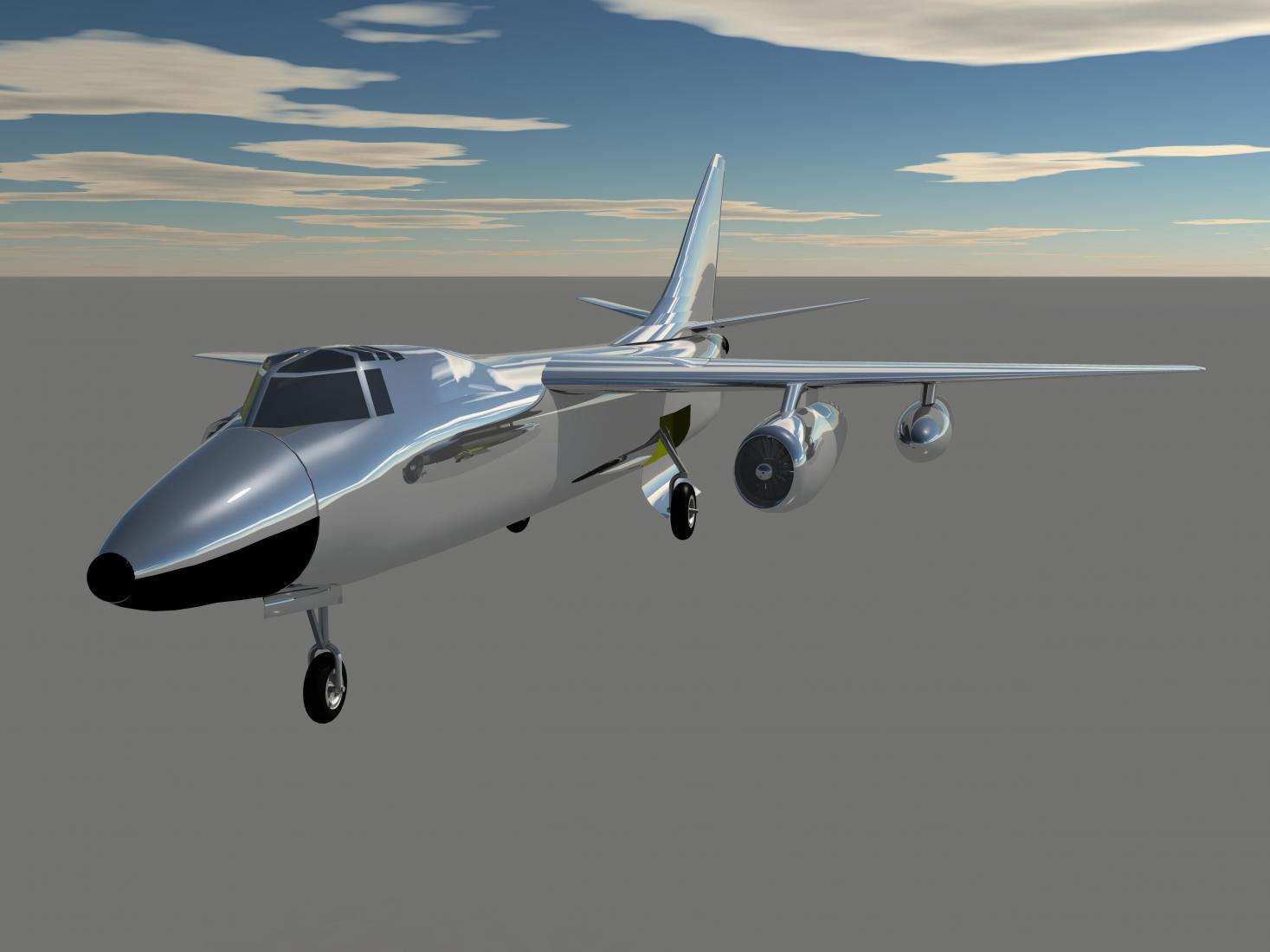 Name:  Douglas B-66 solid in 7 rendered 2020.jpg Views: 243 Size:  73.3 KB